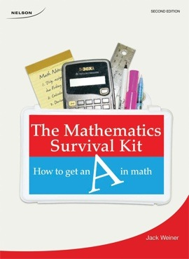 The Mathematics Surival Kit book cover